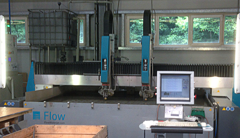 Rexroth CNC Fertigung Berlin